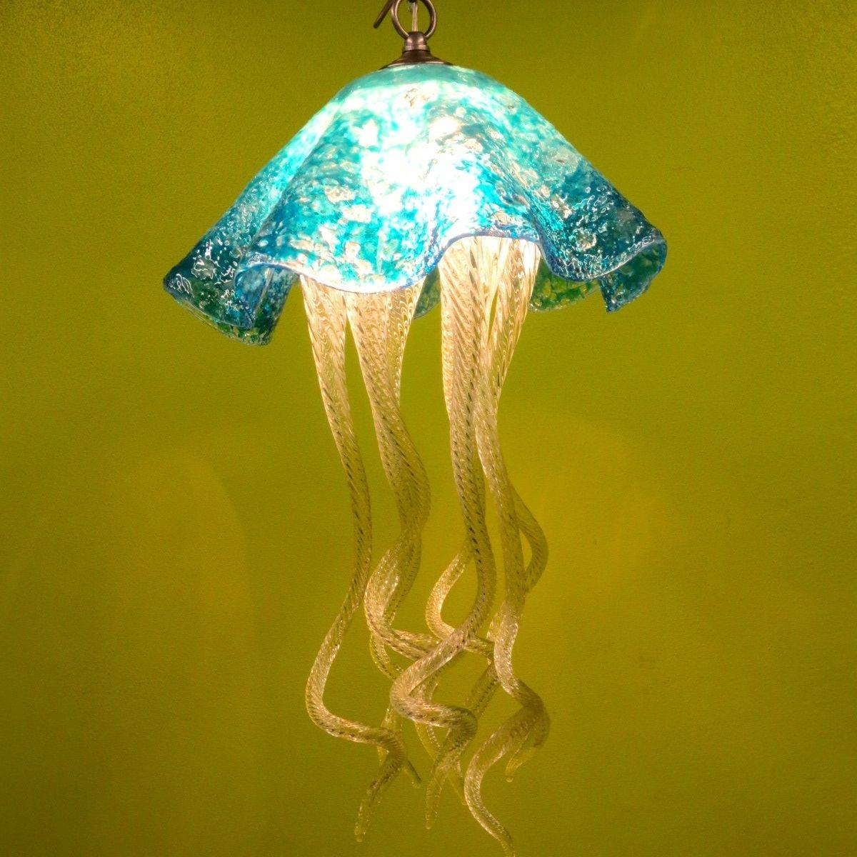 Featured Photo of Jellyfish Pendant Lights