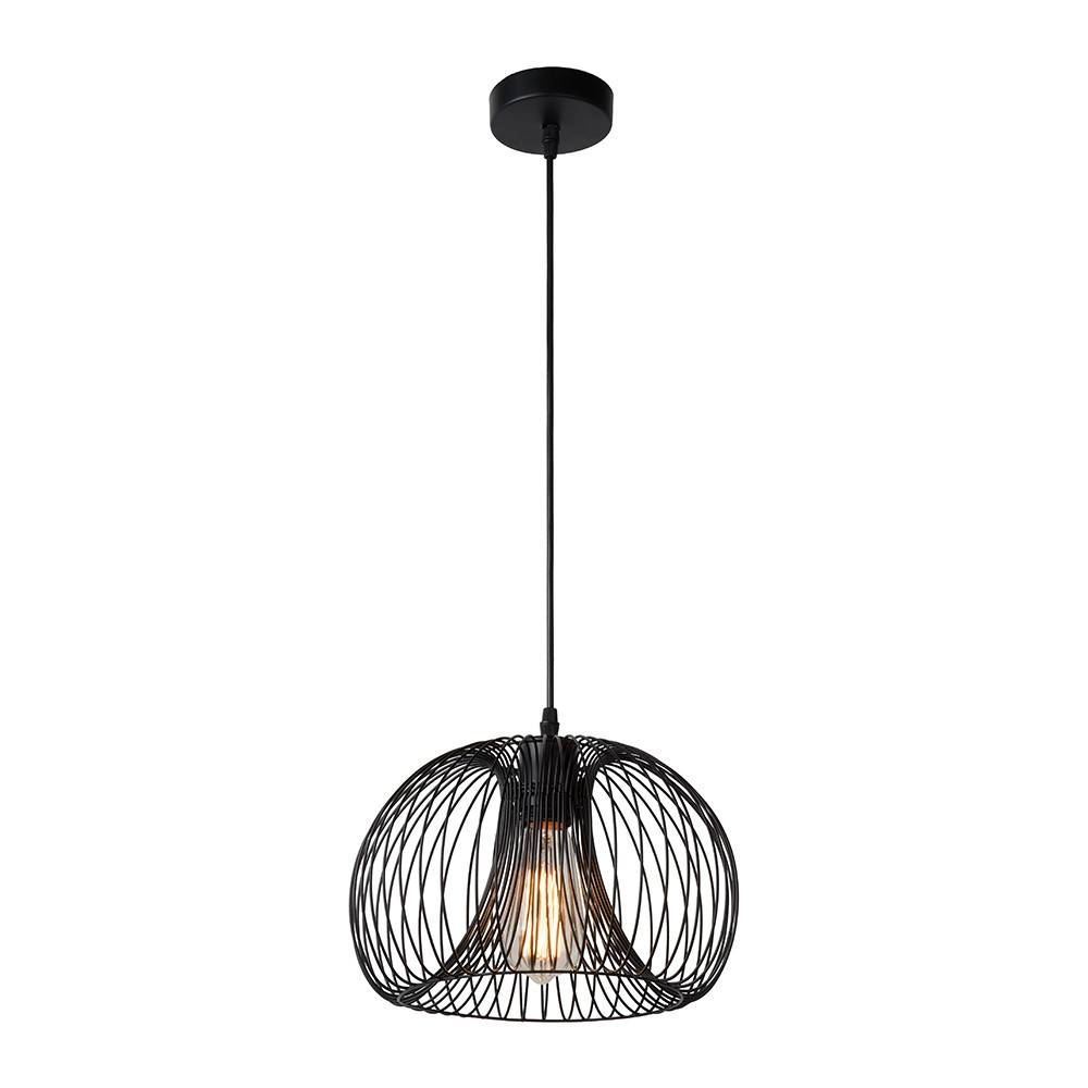 Buy Aamara Vinti Oval Pendant Light - Black | Amara with Oval Pendant Lights Fixtures (Image 3 of 15)