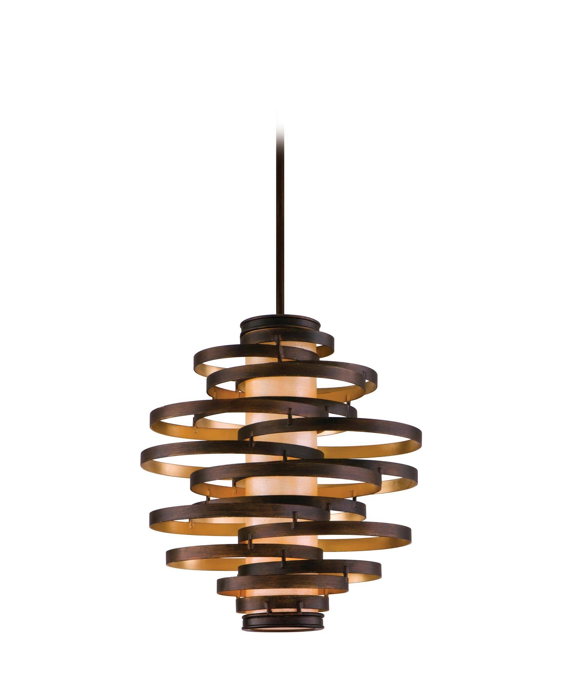 Buy Corbett Lighting | Avoli regarding Corbett Vertigo Medium Pendant Lights (Image 2 of 15)