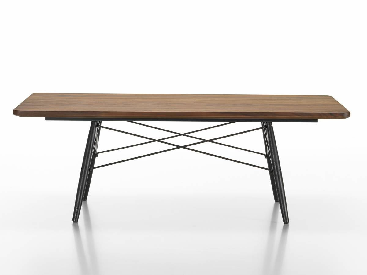 Buy The Vitra Eames Coffee Table Rectangular At Nest.co.uk within Rectangular Coffee Tables (Image 3 of 15)