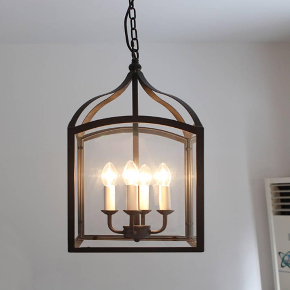 Cage Pendant Light – Helpformycredit Inside Birdcage Pendant Lights (View 13 of 15)