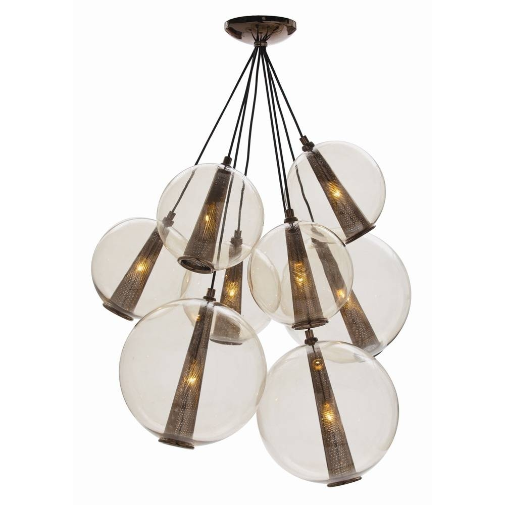 Ceiling: Interesting Caviar Adjustable Large Pendantarteriors inside Caviar Pendant Lights (Image 11 of 15)