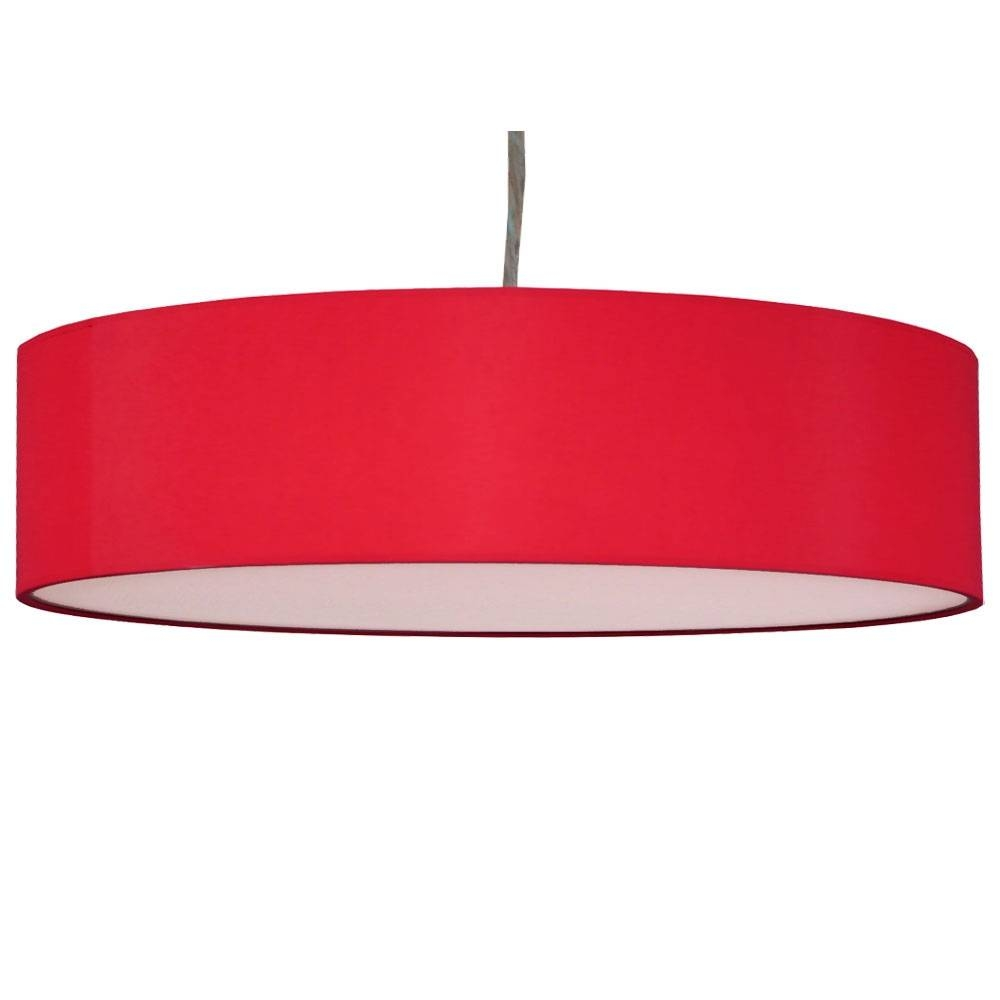 Ceiling Pendant Lights On Pinterest Ceiling Pendant Chrome Finish throughout Red Drum Pendants (Image 10 of 15)