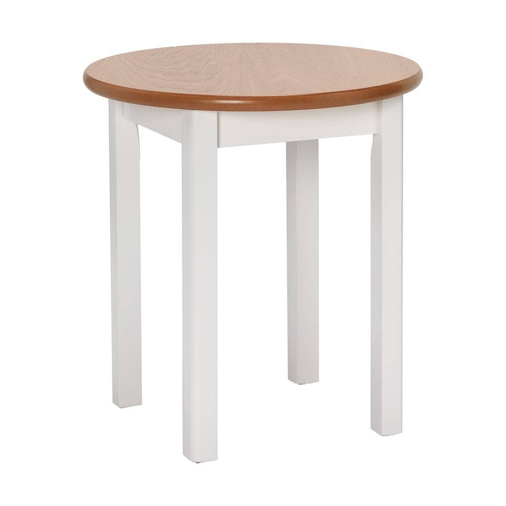 Century High Round Coffee Table | Free Delivery Above - £650 with regard to High Coffee Tables (Image 5 of 15)