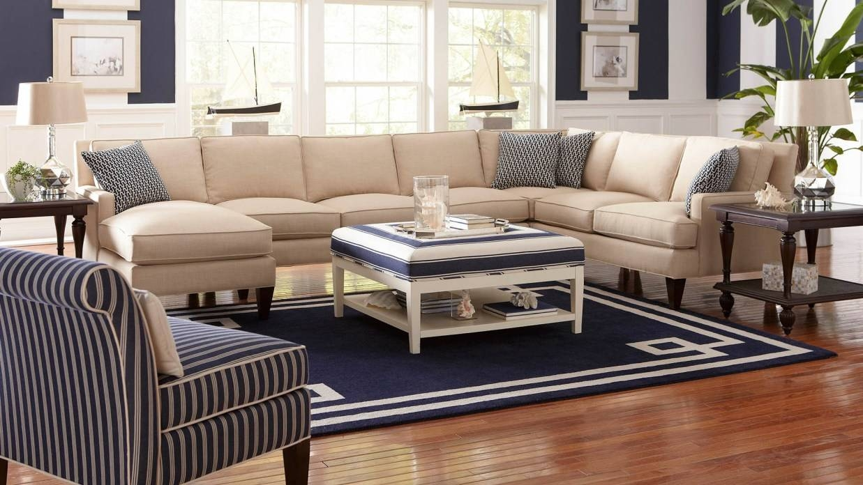 2019 Latest Havertys Piedmont Sectional Sofas