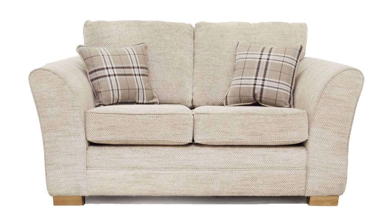Charlotte Sofa Range | Fabric Settees & Chairs | Ahf for Small Sofas and Chairs (Image 2 of 15)
