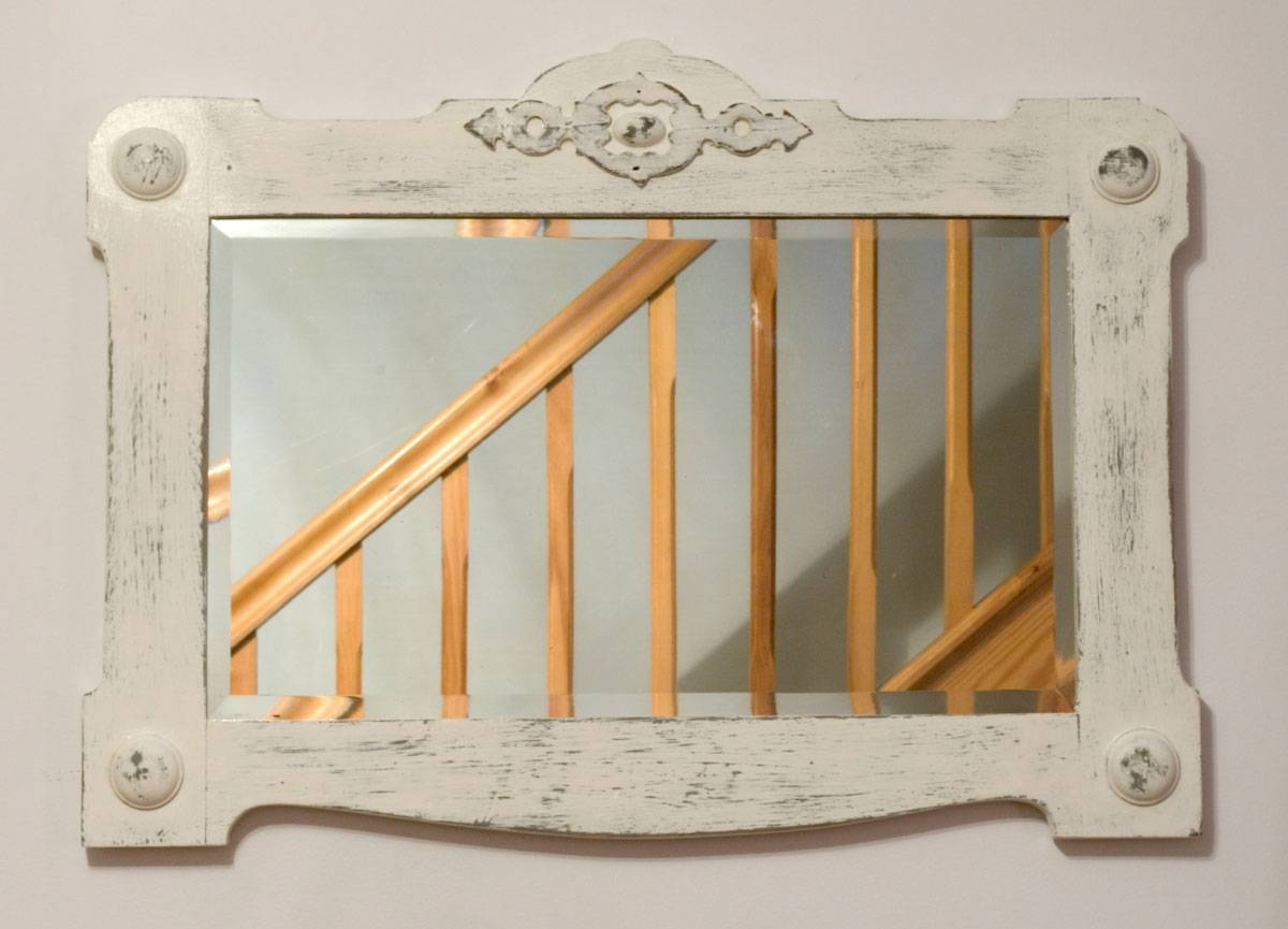 Cheap Shabby Chic Mirrors Uk: The Paper Mulberry: Perfectly Pale with Cheap Shabby Chic Mirrors (Image 5 of 15)