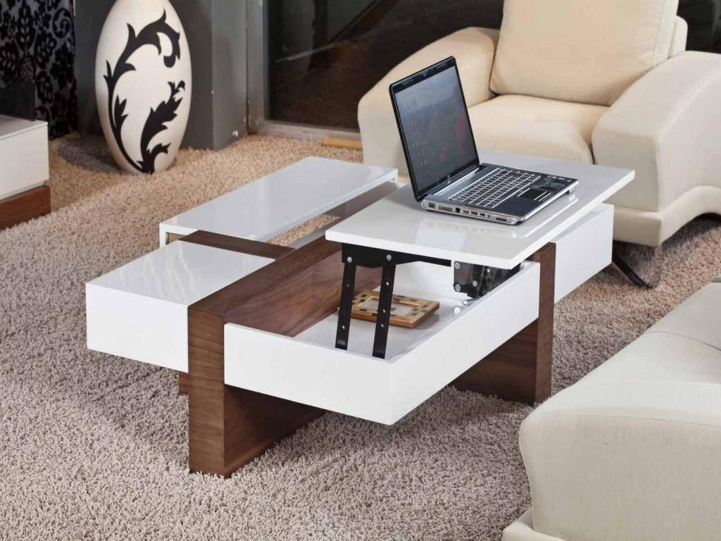 Cheap Unique Wood Coffee Table Ideas For Better Base Using In intended for Cool Coffee Tables (Image 1 of 15)