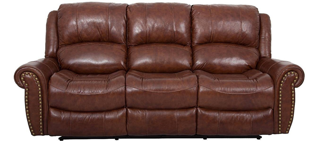 Cheers Sofa Saddle Saddle Leather Reclining Sofa - Great American in Cheers Recliner Sofas (Image 2 of 15)