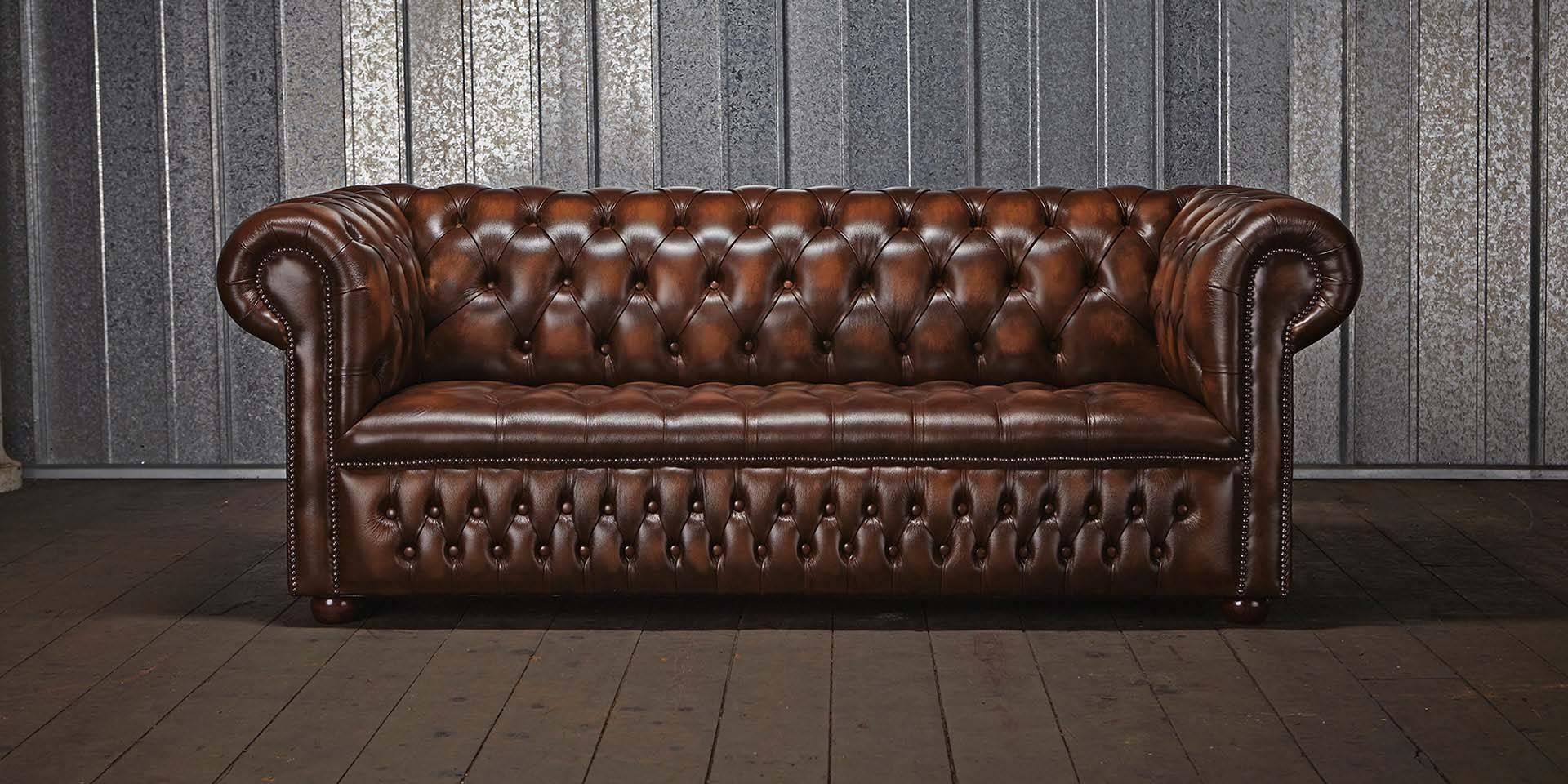 Chesterfields Of England | The Original Chesterfield Company pertaining to Chesterfield Sofas And Chairs (Image 7 of 15)