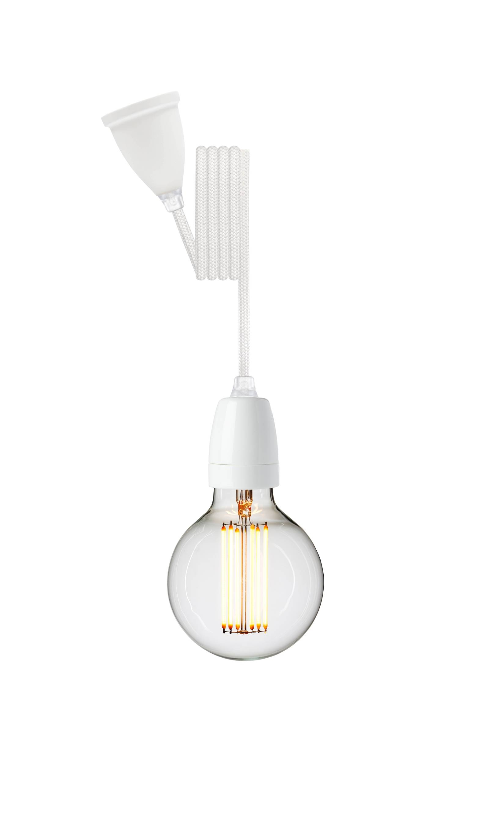 Classic White | Nud Collection For Nud Classic Pendant Lights (View 13 of 15)