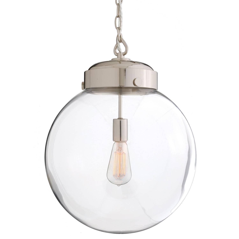 Clear Glass Pendant Light - Hbwonong with regard to Clear Glass Ball Pendant Lights (Image 4 of 15)