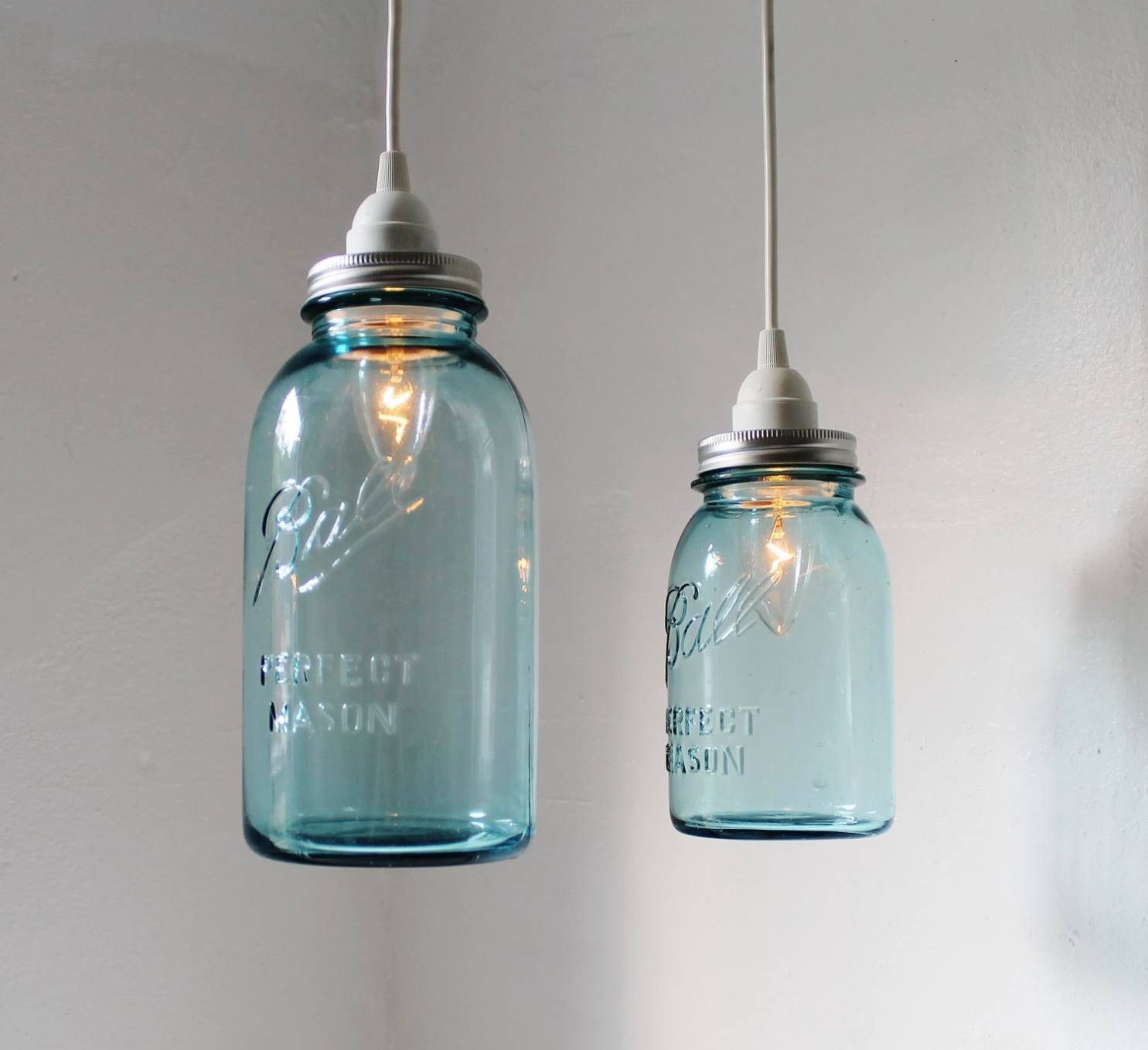 Clear Glass Pendant Lights Kitchen | Nucleus Home Regarding Wine Jug Pendant Lights (Photo 12 of 15)