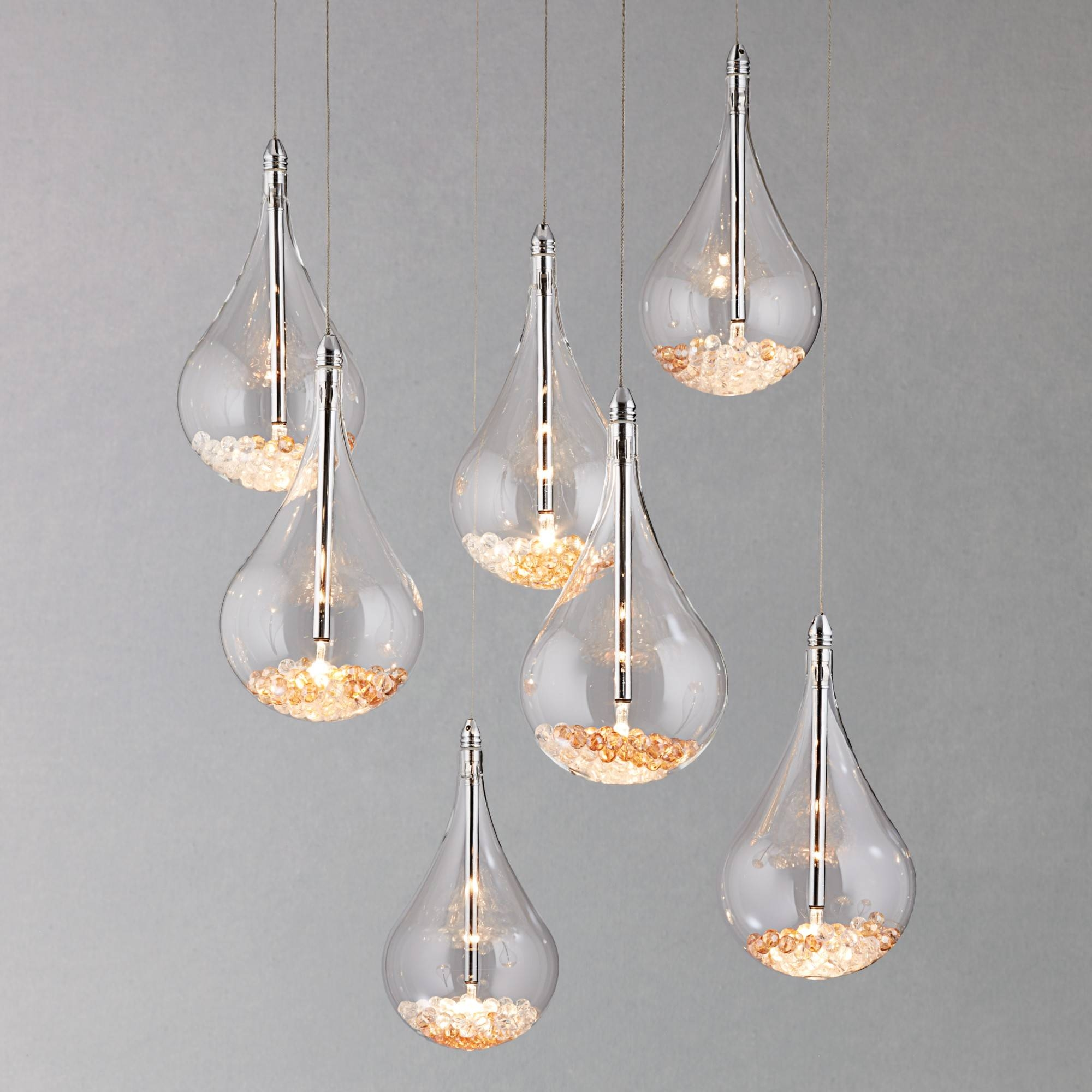 Cluster Lights - Our Pick Of The Best | Ideal Home with regard to John Lewis Kitchen Pendant Lighting (Image 1 of 15)