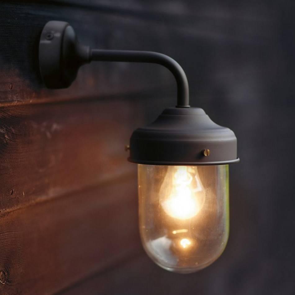 Coffee Bean Barn Lamp | Lighting | Graham And Green pertaining to Barn Lights Uk (Image 9 of 15)