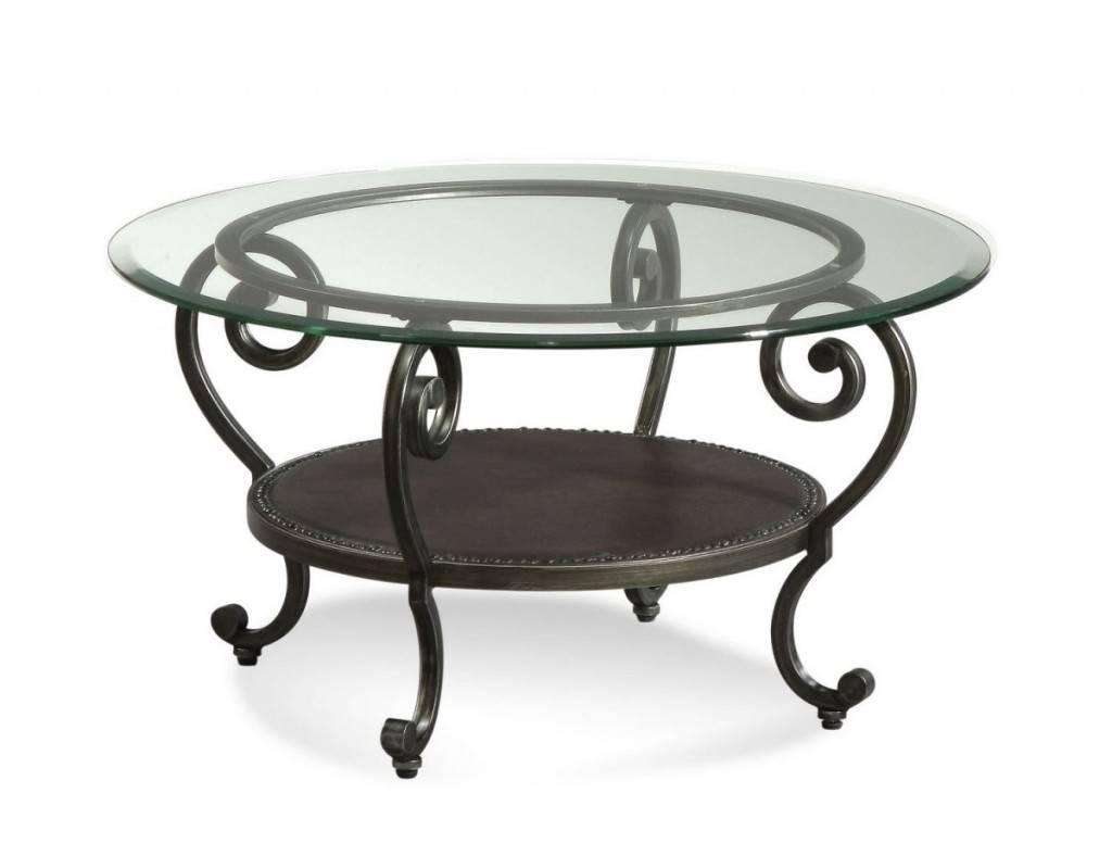 Coffee Table: Best Modern Metal Coffee Table Decoration Metal with Round Metal Coffee Tables (Image 2 of 15)