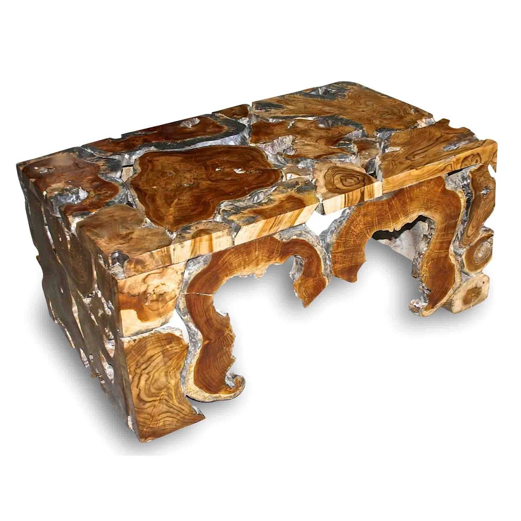 15 Best Collection of Natural Wood Coffee Tables