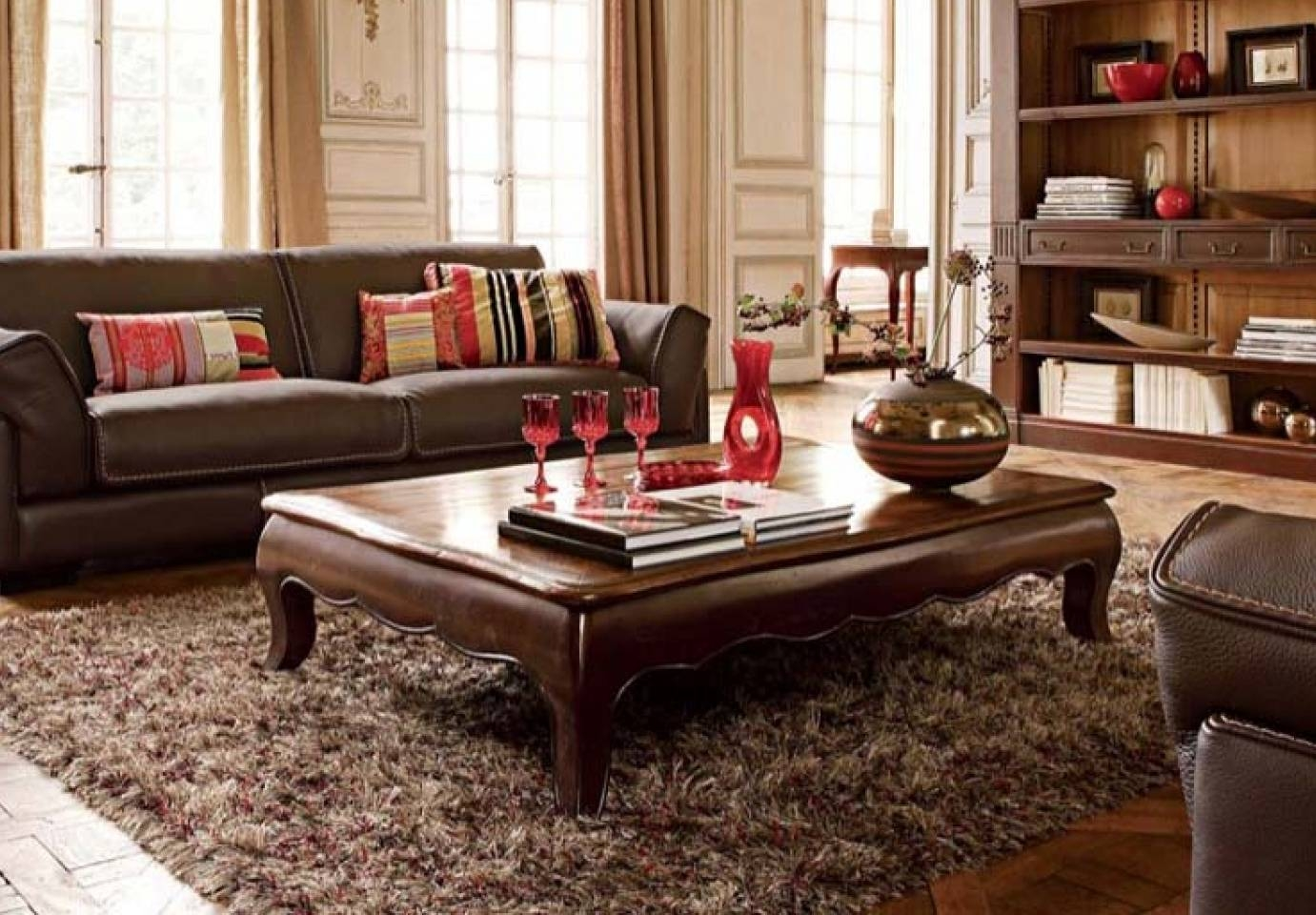 Coffee Table. Stylish Extra Large Coffee Table Designs: Incredible intended for Extra Large Coffee Tables (Image 4 of 15)