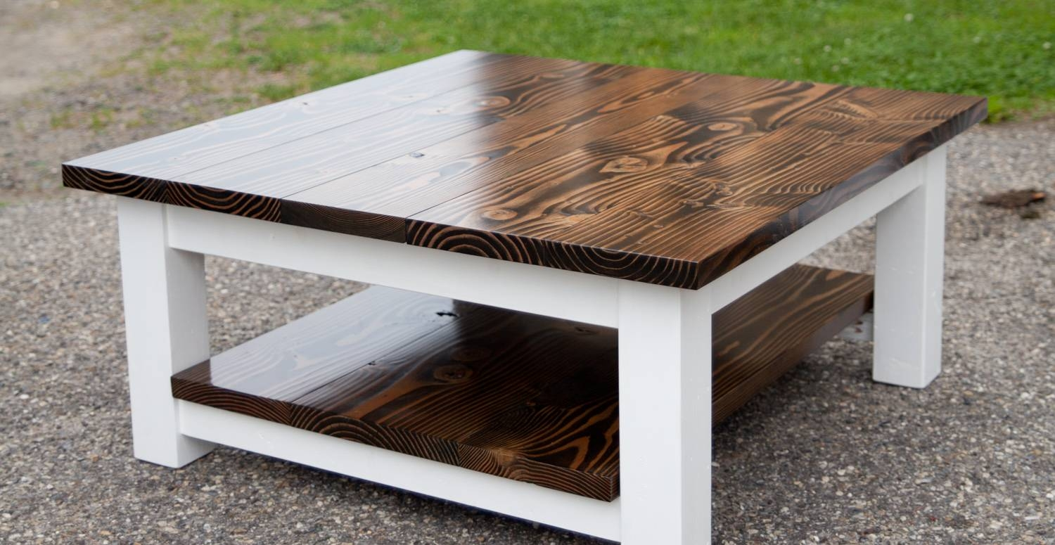Coffee Tables | Emmorworks for Farmhouse Coffee Tables (Image 5 of 15)
