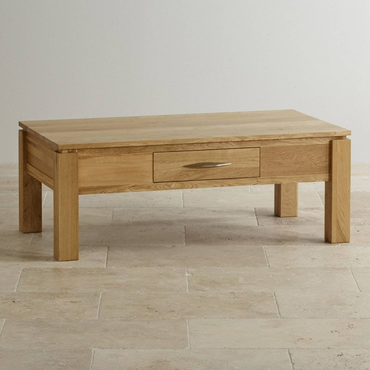 Coffee Tables | Free Delivery Available | Oak Furniture Land intended for Light Oak Coffee Tables (Image 2 of 15)