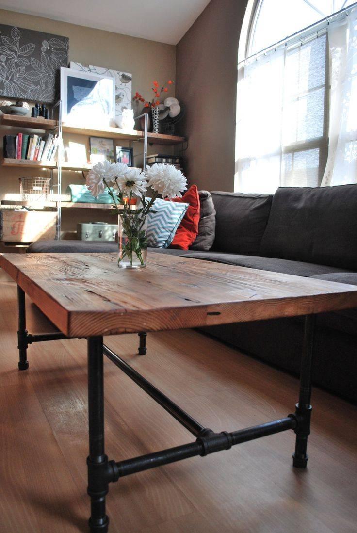 Coffee Tables Ideas: Minimalist High Quality Tall Coffee Table with regard to High Coffee Tables (Image 8 of 15)
