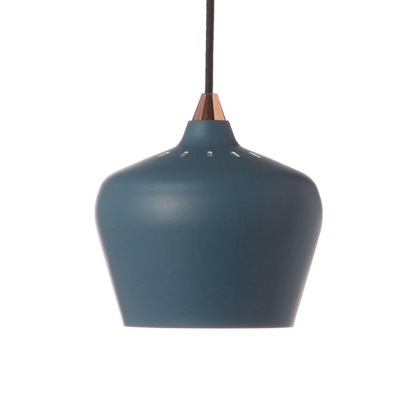 Cohen Pendant Light - Ceiling Lights - Lighting intended for Navy Pendant Lights (Image 4 of 15)