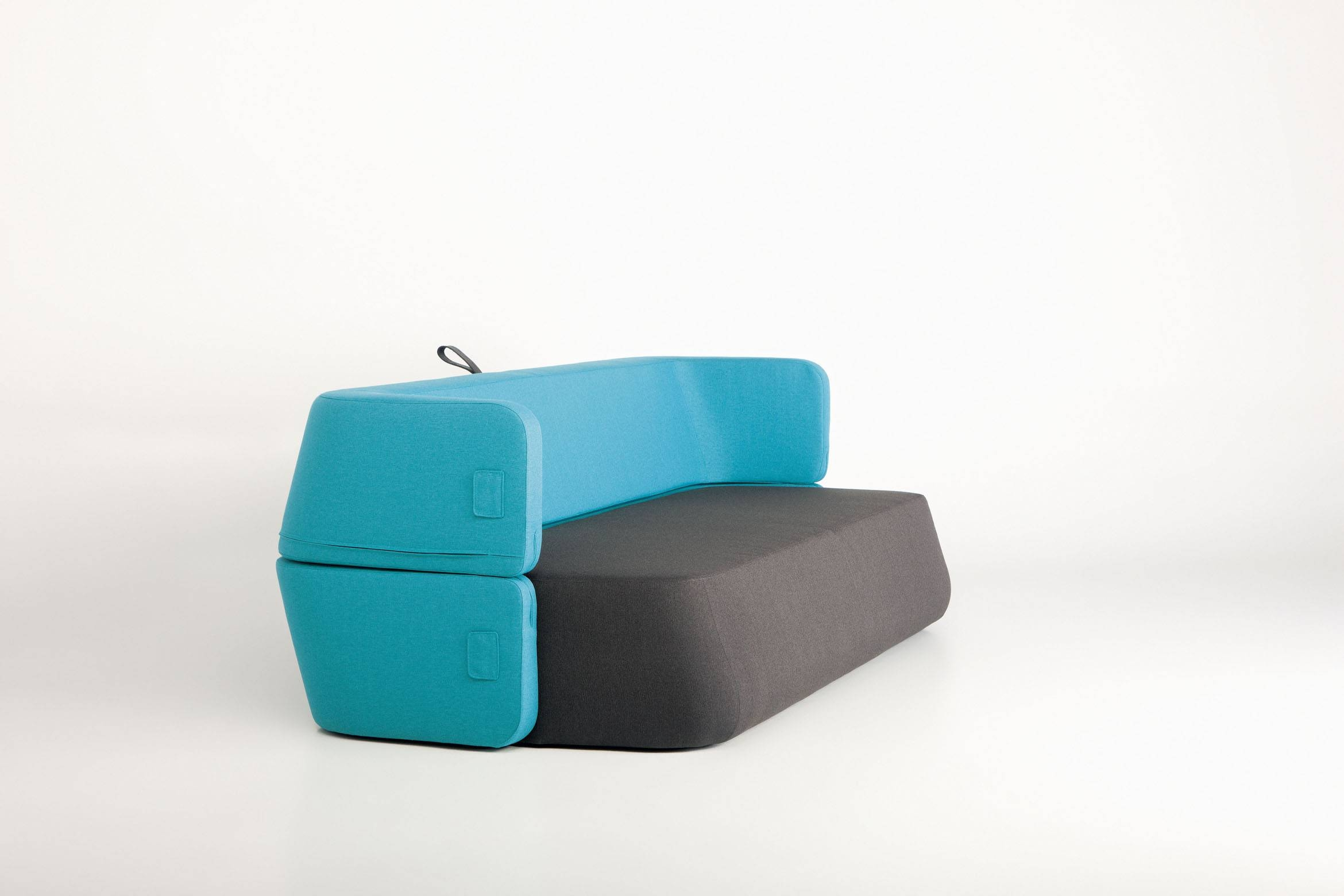 Collapsible Sofa in Collapsible Sofas (Image 6 of 15)