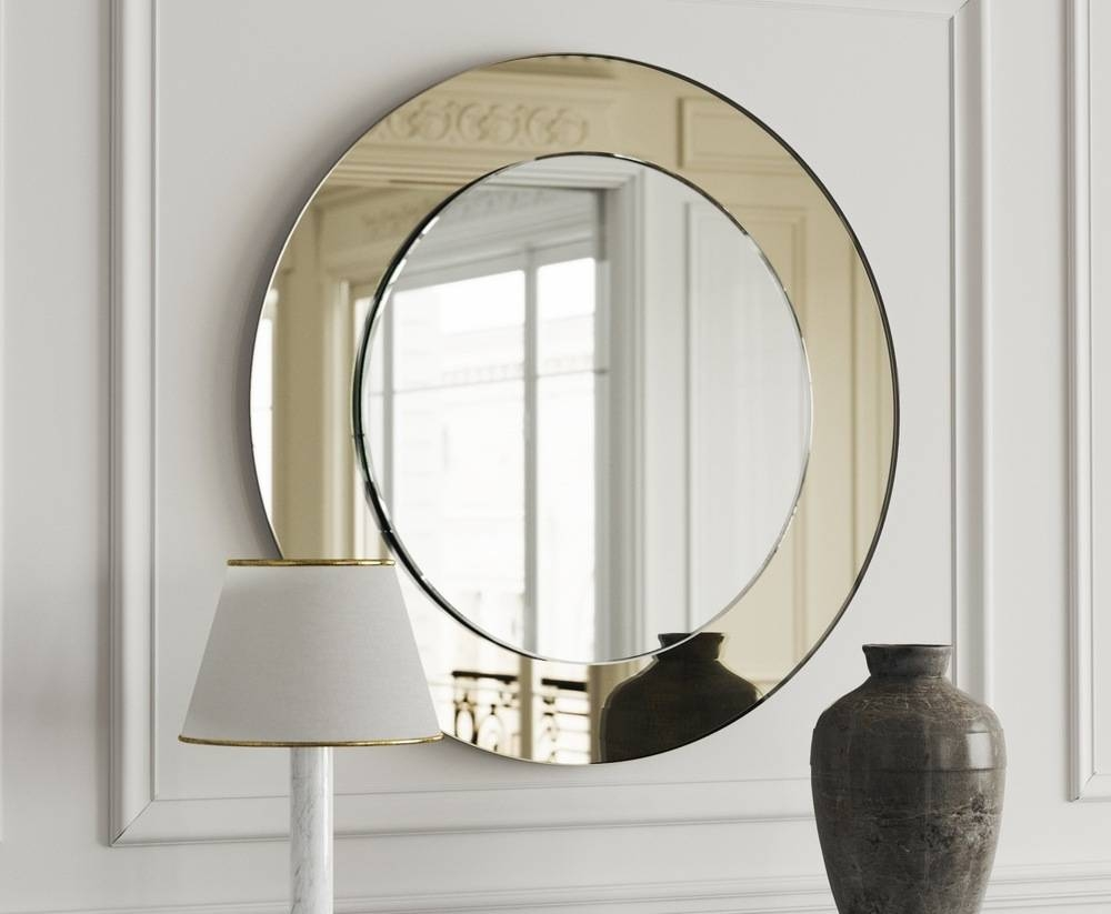 Featured Photo of Round Art Deco Mirrors