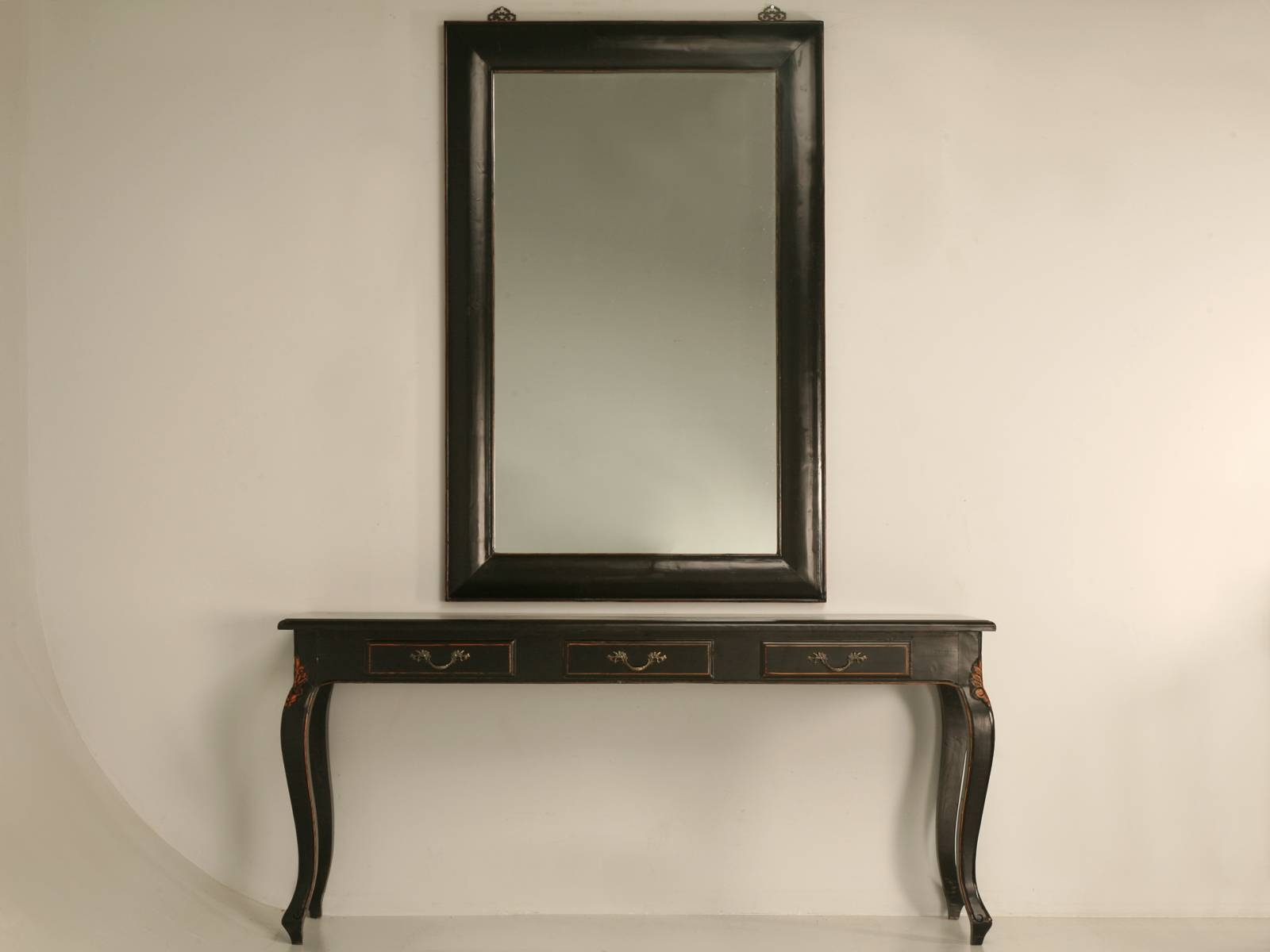 Console Table With Mirror – Harpsounds.co intended for Mirrors Console Table (Image 5 of 15)