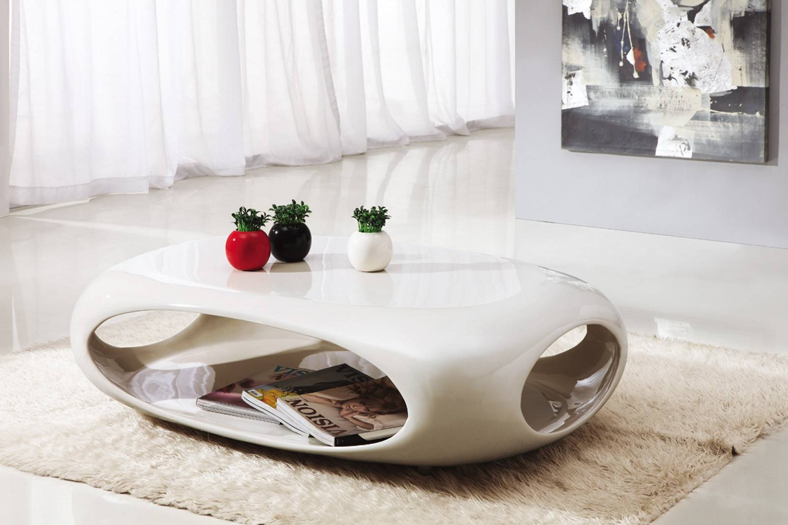 Contemporary Coffee Tables in Contemporary Coffee Tables (Image 3 of 15)