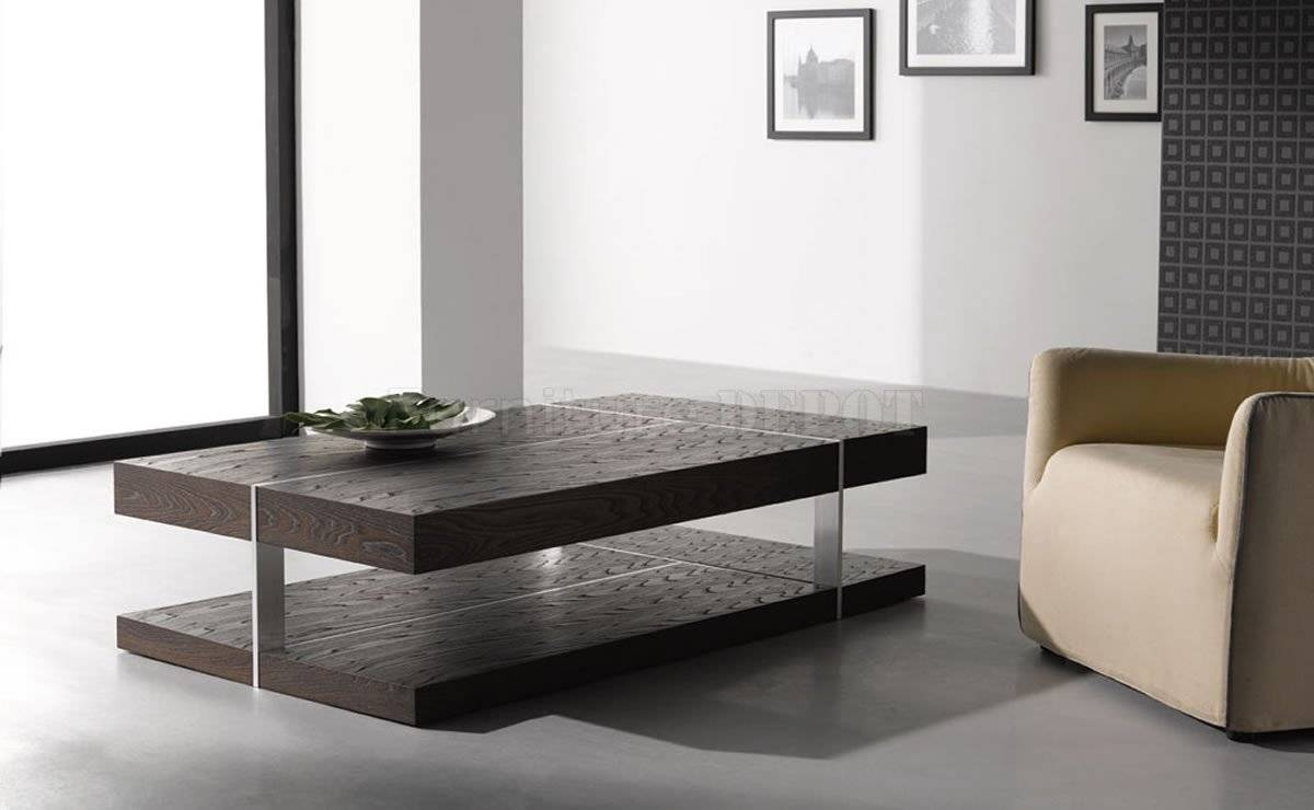 Contemporary Coffee Tables Slow : Contemporary Coffee Tables Inside Contemporary Coffee Tables (View 5 of 15)
