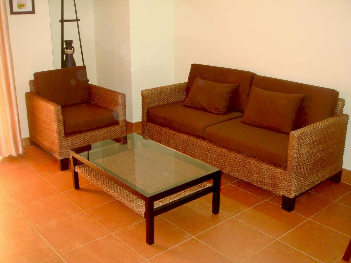 Contemporary Furniture And Modern Furniture In India, Contemporary throughout Cane Sofas (Image 9 of 15)