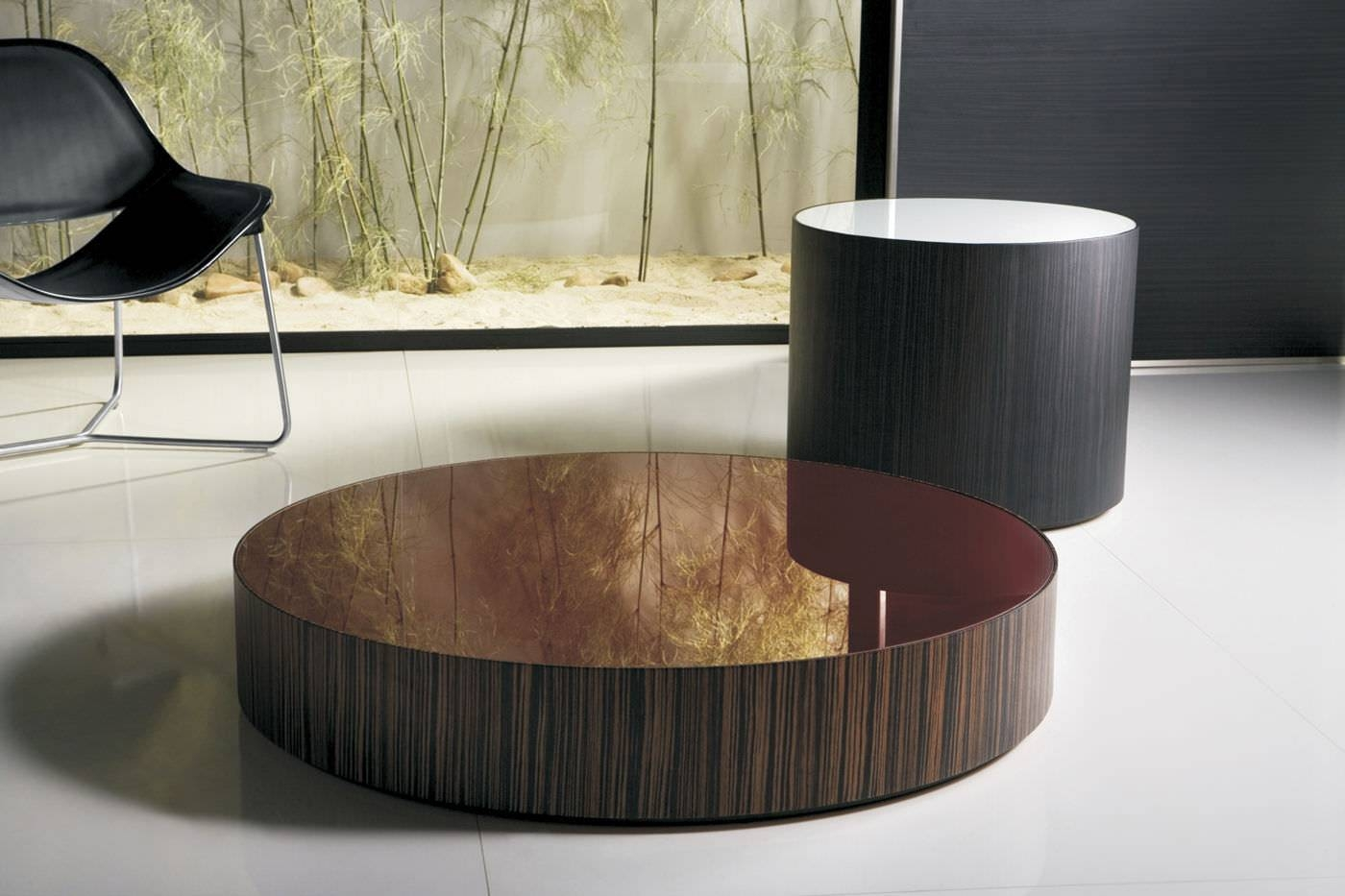 Popular Photo of Contemporary Round Coffee Tables