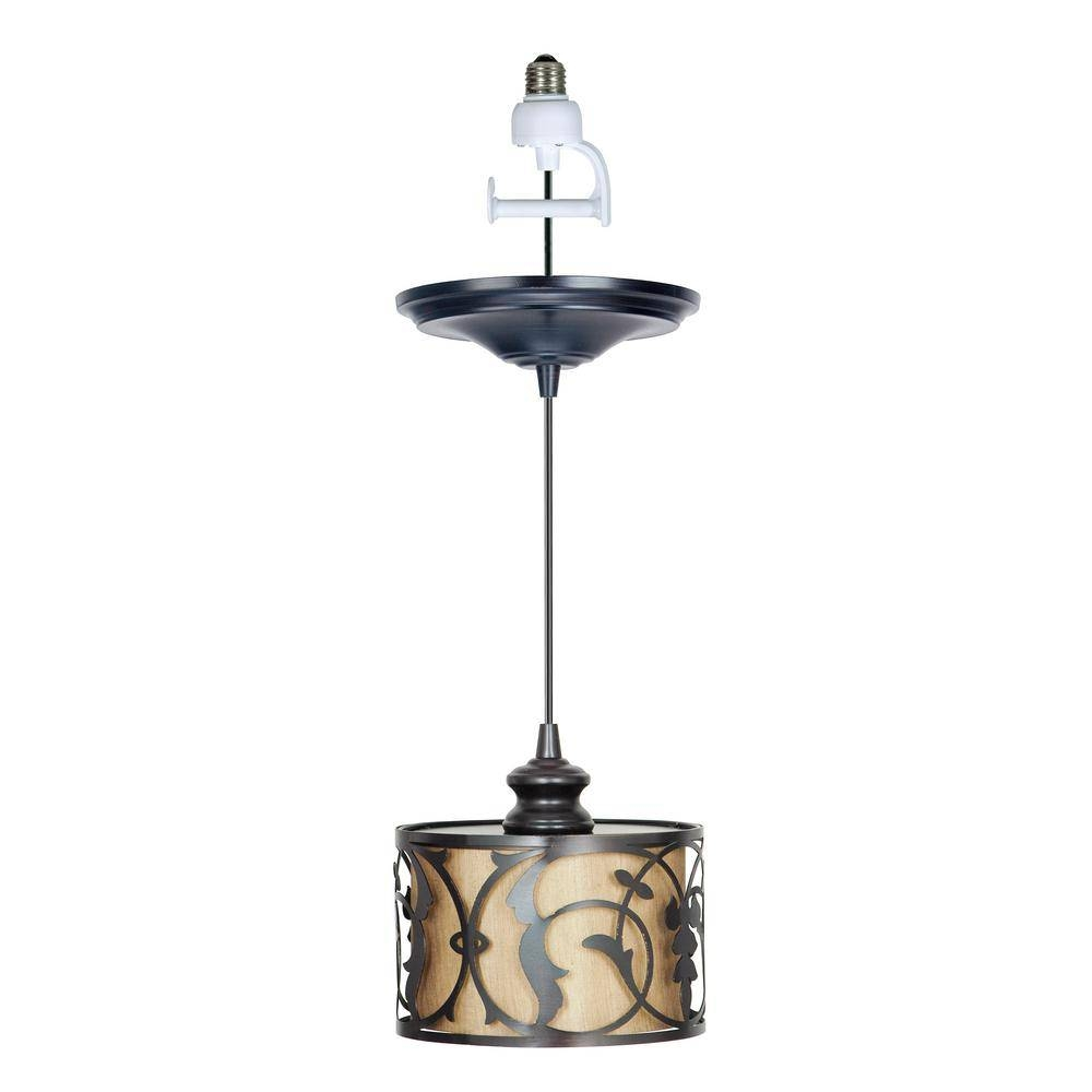 Conversion Kit Included - Mini - Pendant Lights - Hanging Lights for Instant Pendants (Image 2 of 15)