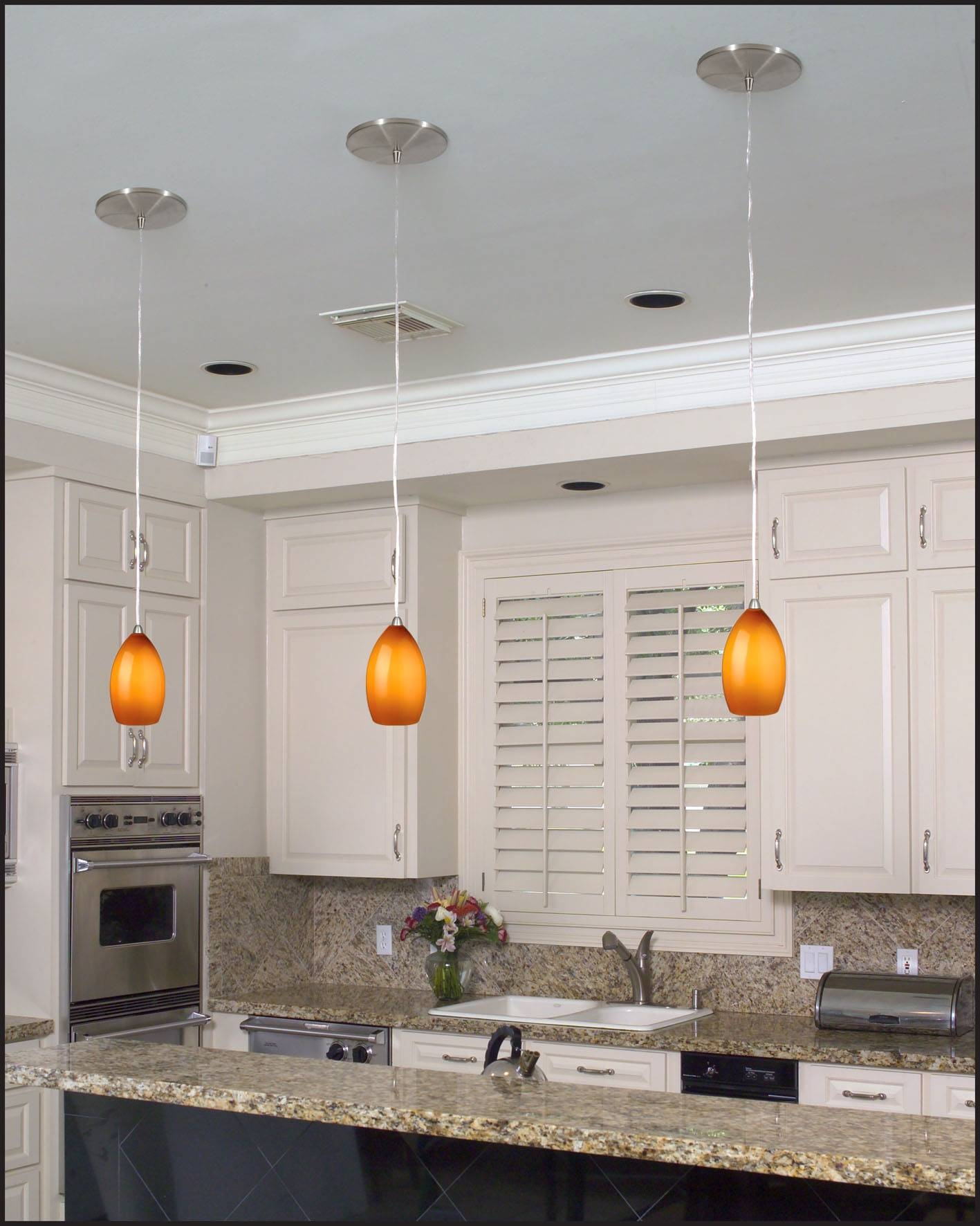 Convert A Recessed Light To A Pendant | Tribune Content Agency Throughout Recessed Lights Pendants (View 12 of 15)