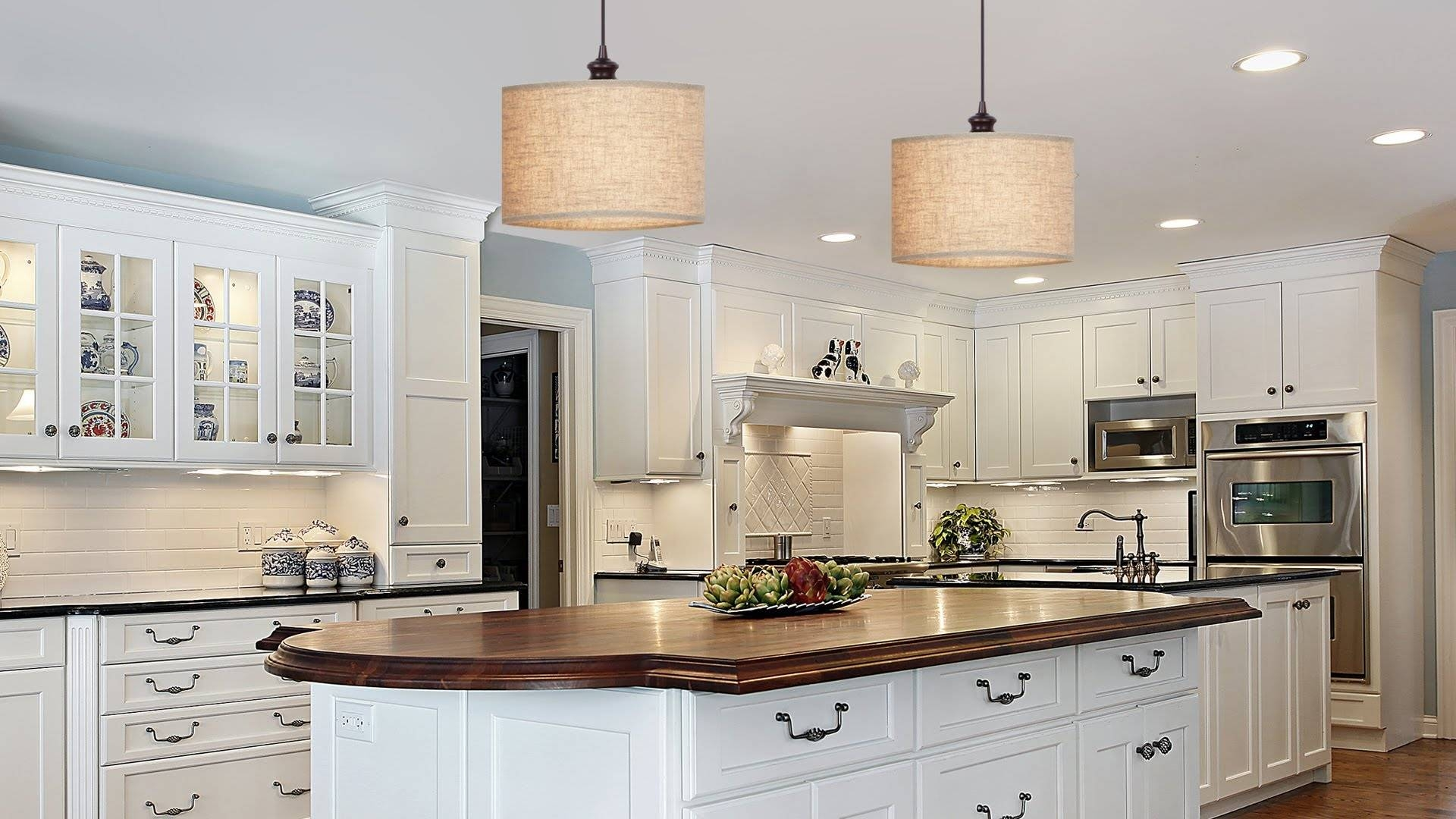 Convert Recessed Lights Into Pendant Lights - Youtube with regard to Can Lights to Pendant Lights (Image 3 of 15)