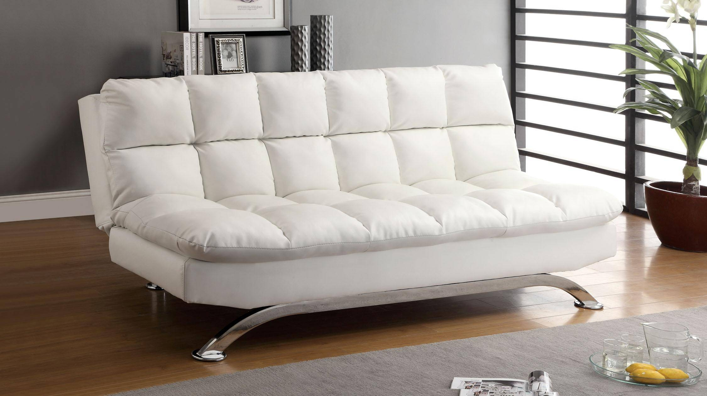 Convertible Sofa Futon | Tehranmix Decoration in Convertible Sofa Chair Bed (Image 8 of 15)
