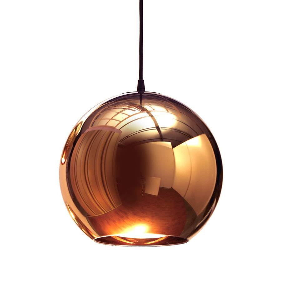 Copper Pendant Light | Australia | Pixie Pendant Lights in Unique Pendant Lights Australia (Image 5 of 15)