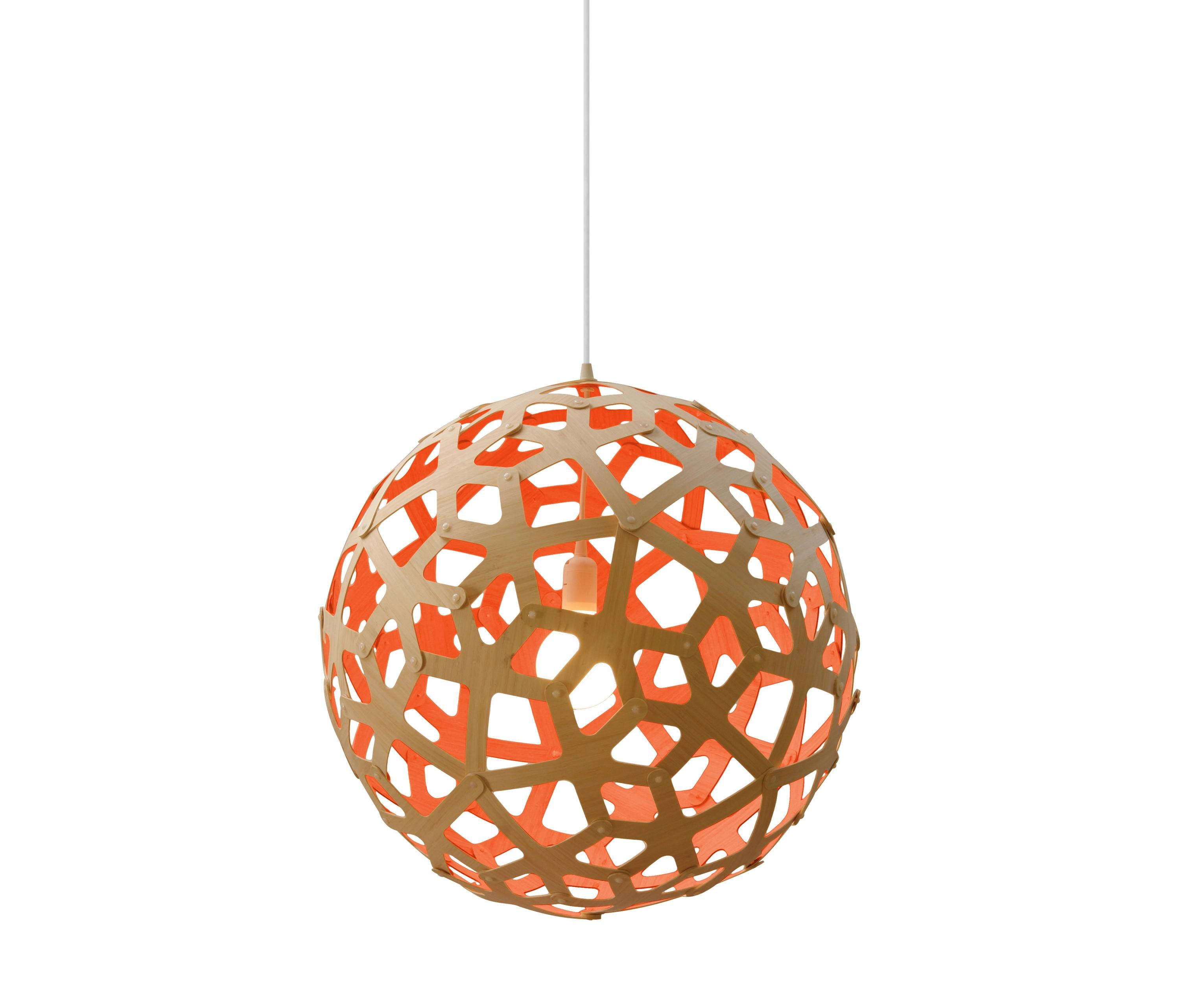 Coral – General Lighting From David Trubridge | Architonic Inside Coral Pendant Light Replicas (View 2 of 15)