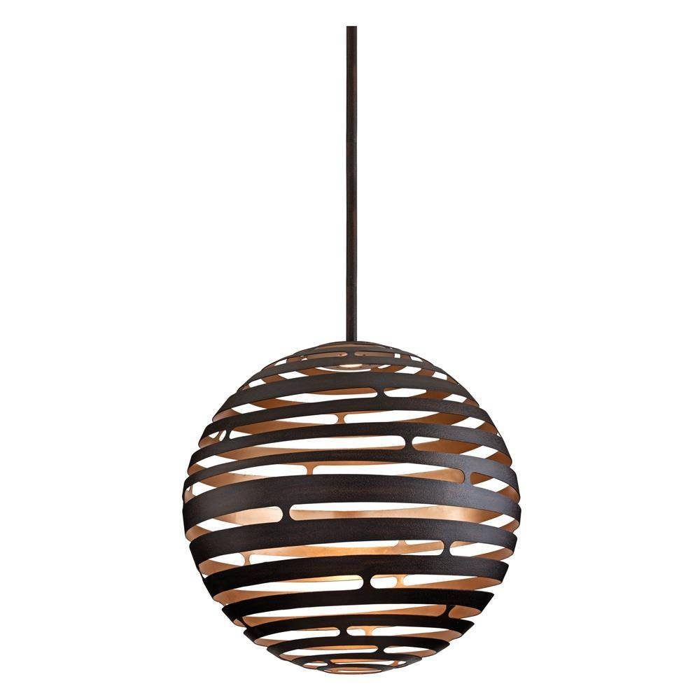 Corbett Lighting Led: Yes - Goinglighting in Corbett Vertigo Small Pendant Lights (Image 6 of 15)