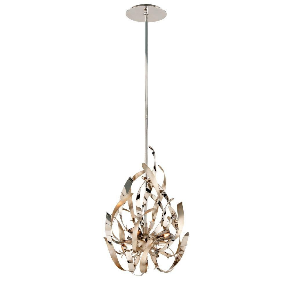 Corbett Lighting Pendant Lighting Pendant Type: Mini - Goinglighting inside Corbett Vertigo Small Pendant Lights (Image 7 of 15)