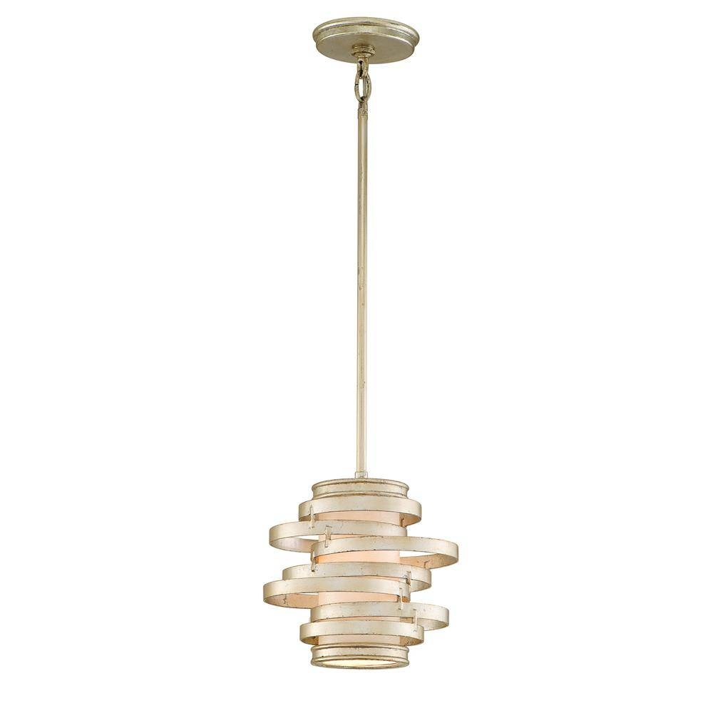 Corbett Lighting Pendant Lighting Pendant Type: Mini - Goinglighting with regard to Corbett Vertigo Small Pendant Lights (Image 9 of 15)