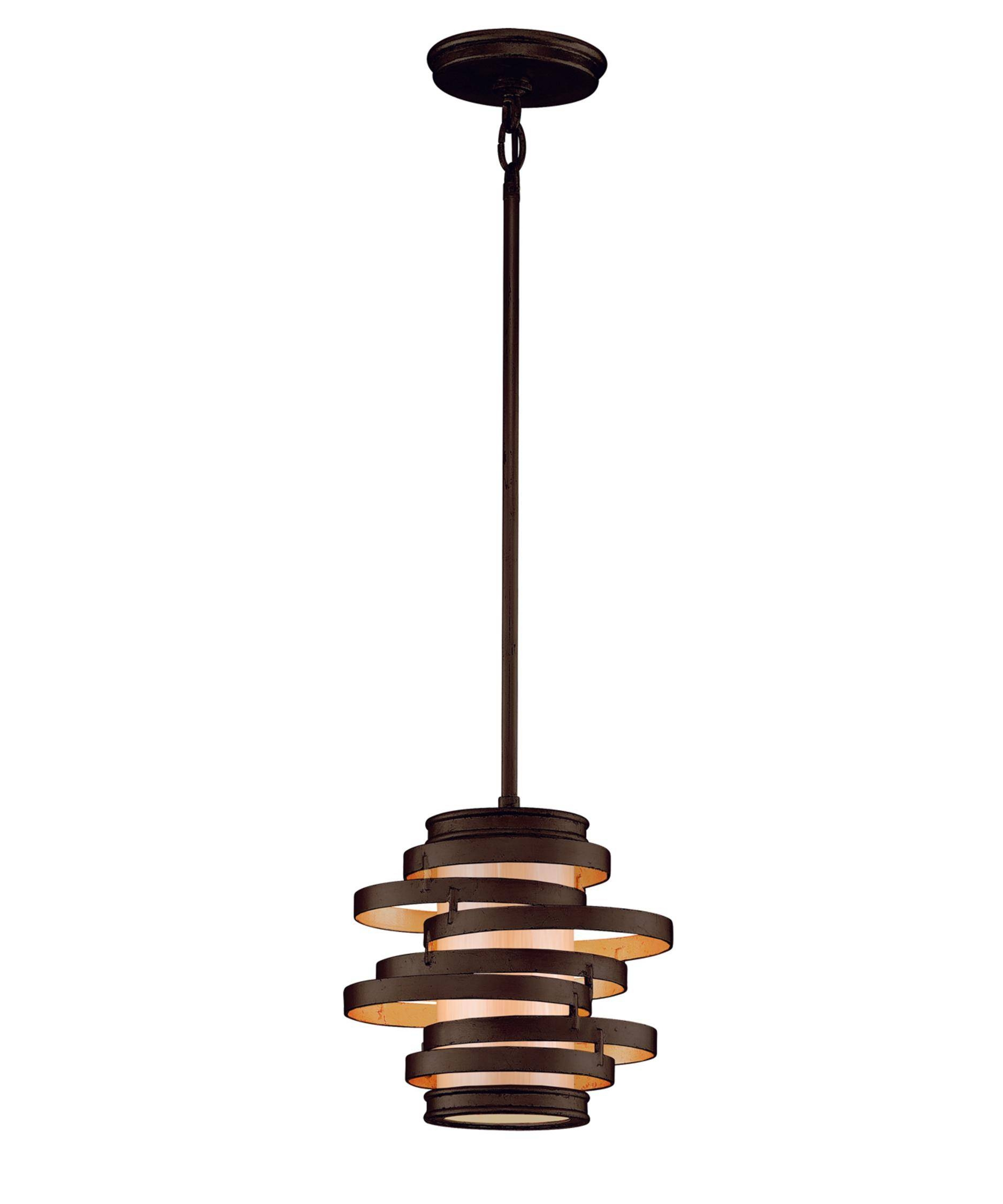 Featured Photo of Corbett Vertigo Small Pendant Lights