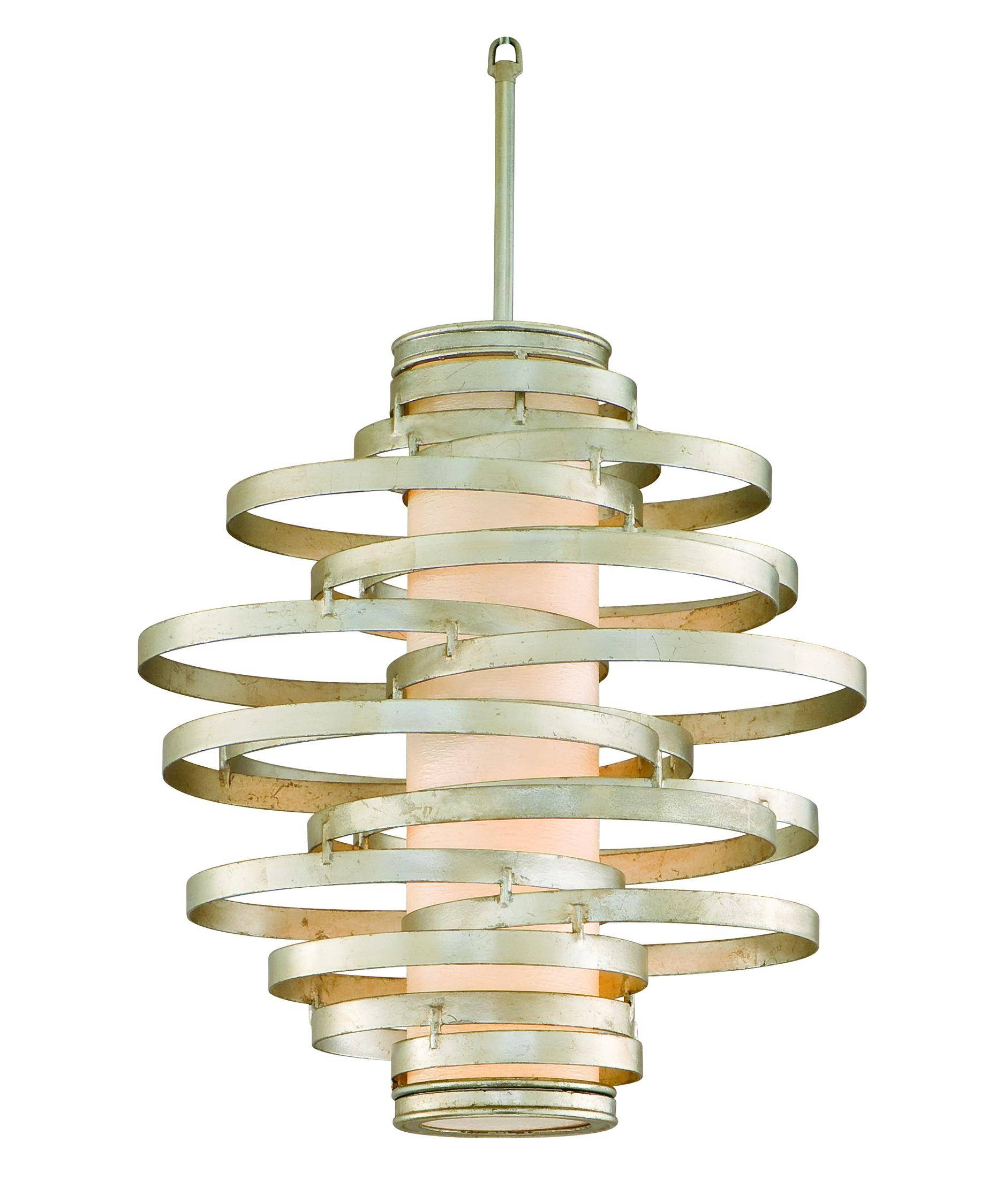Featured Photo of Corbett Vertigo Medium Pendant Lights