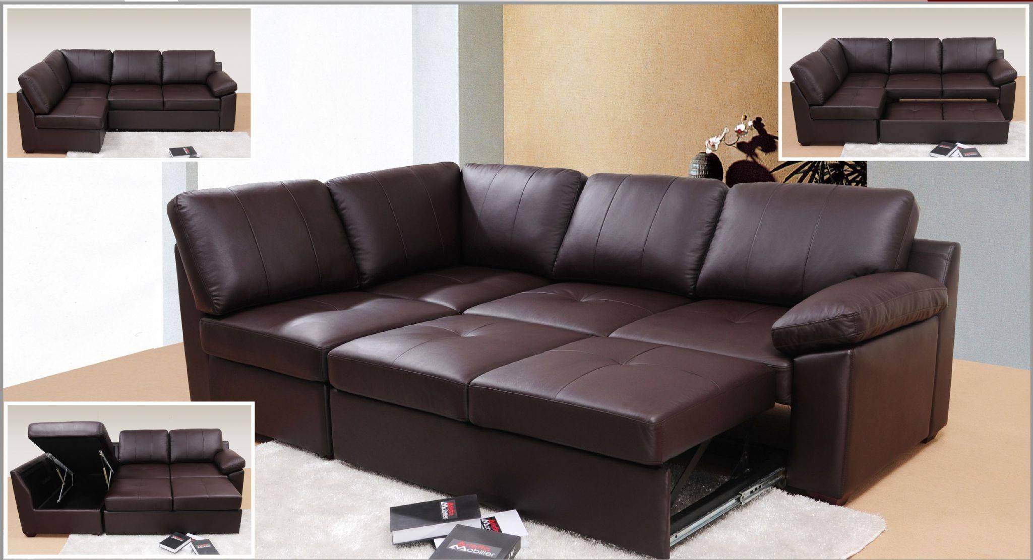 Featured Photo of Corner Sleeper Sofas