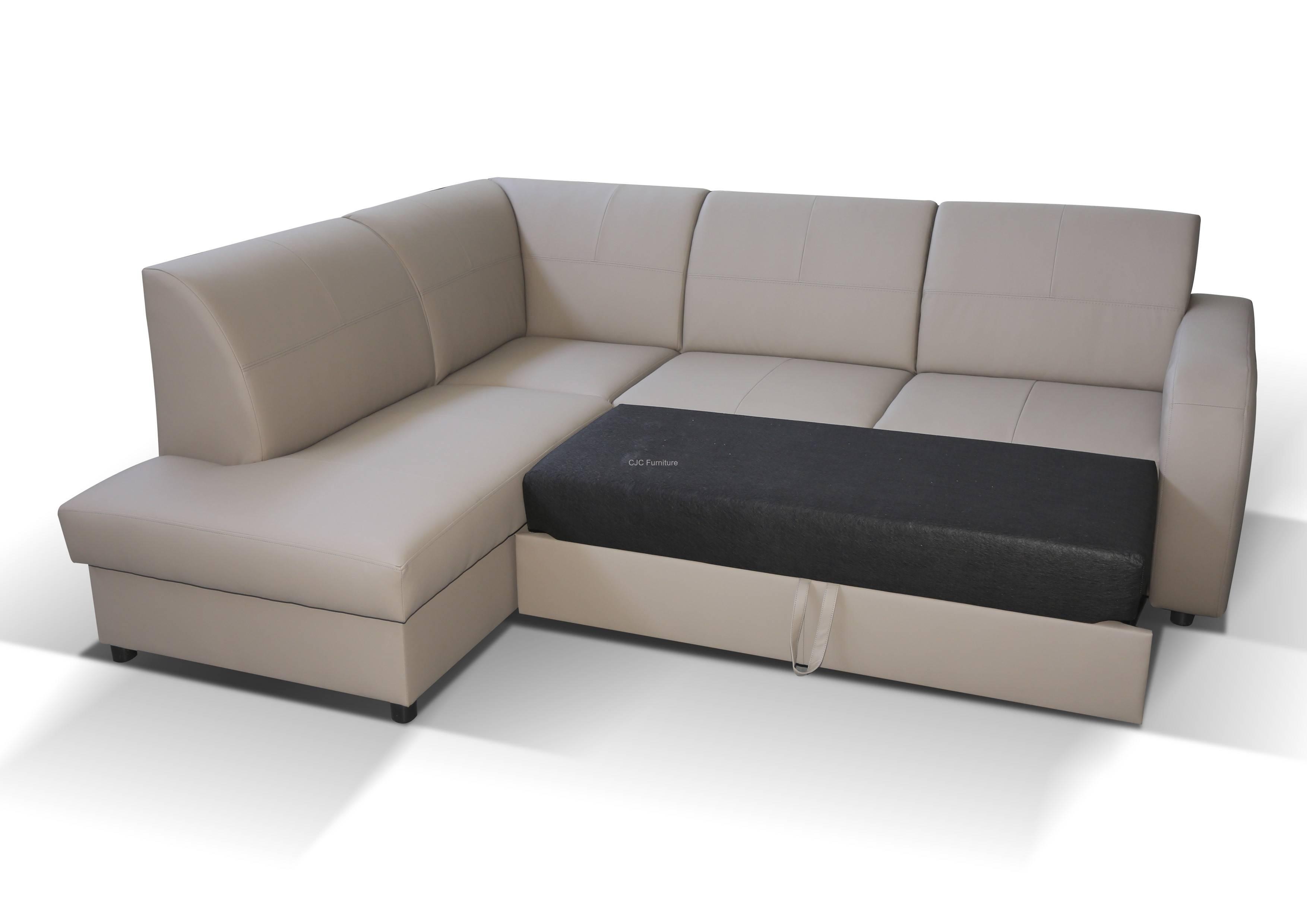 Corner Sleeper Sofa With Storage | Tehranmix Decoration throughout Corner Sleeper Sofas (Image 4 of 15)