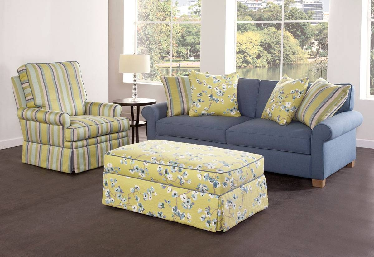 Cottage Style Seating | Cottage Home® inside Slipcover Style Sofas (Image 1 of 15)