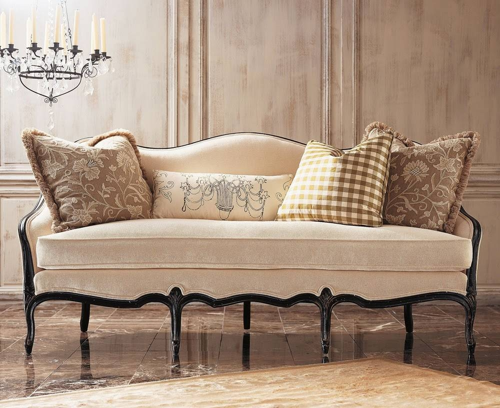Cottage Style Sofa Covers | Tehranmix Decoration with regard to Slipcover Style Sofas (Image 2 of 15)