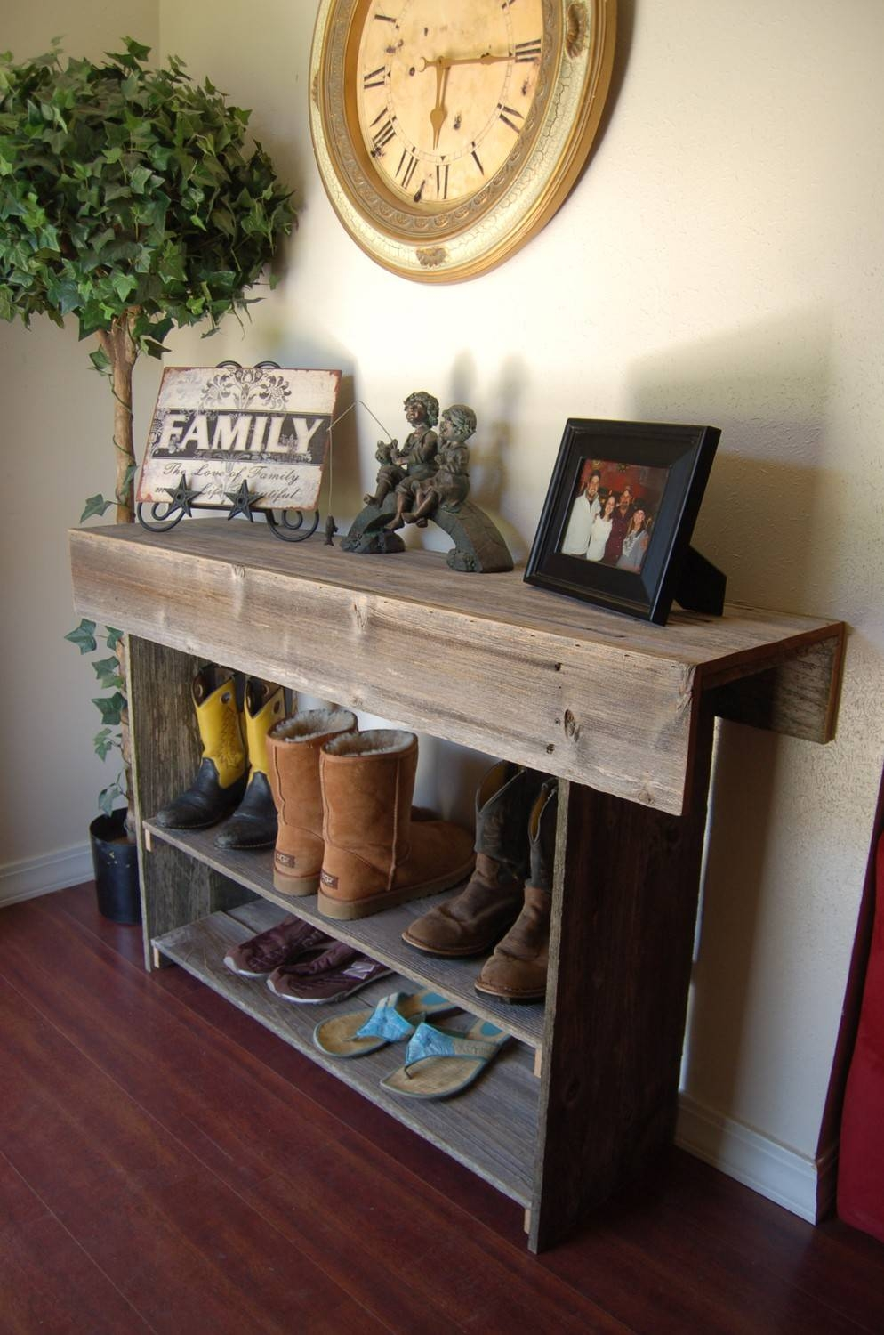 Create A Fashionable 72 Inch Sofa Table — Home Design Stylinghome intended for Country Sofa Tables (Image 9 of 15)