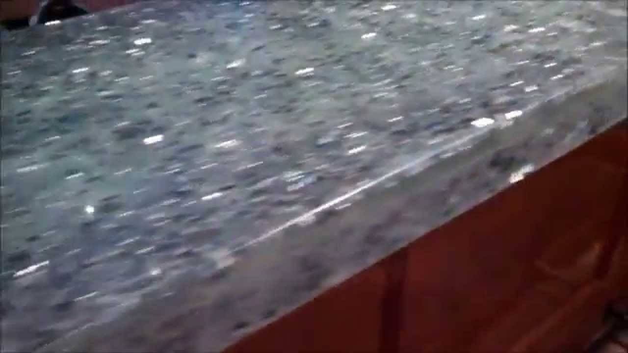 Crystal Bar Top With Mirrors - Youtube with Mirrors With Crystals (Image 6 of 15)